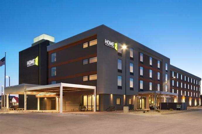 Home2 Suites by Hilton Champaign Urbana
