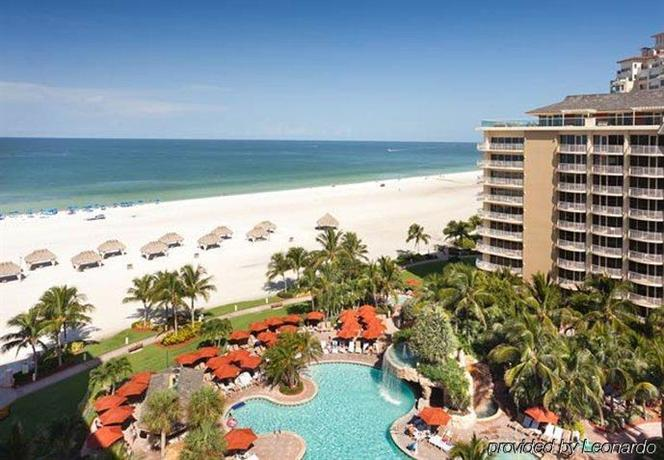 About Jw Marriott Marco Island Beach Resort