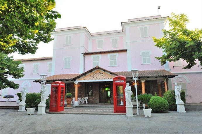 Diana Park Hotel Nemi