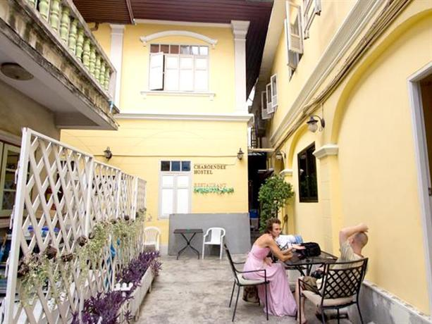 Charoendee boutique hostel bangkok compare deals for Boutique hostel