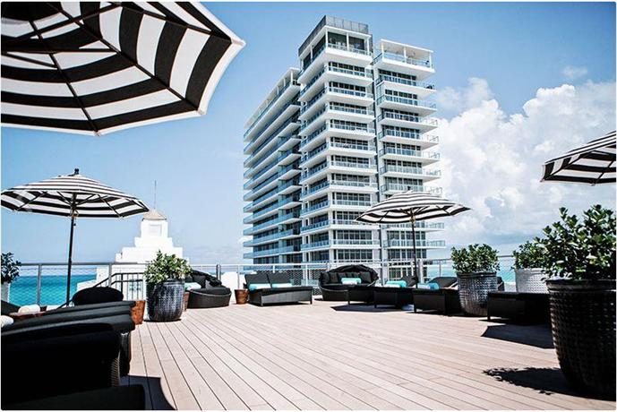 Hotel Croydon Mid Beach