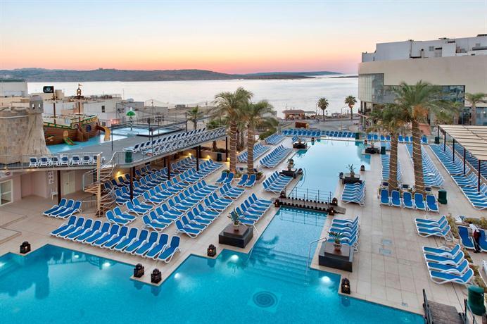 Db San Antonio Hotel Spa Qawra Die Gunstigsten Angebote