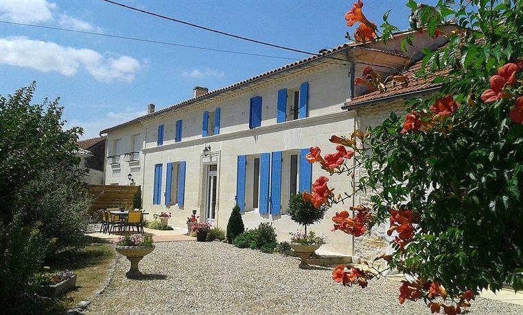 Domaine l 39 albizia chambre d 39 hotes jarnac champagne for Chambre hote jonzac