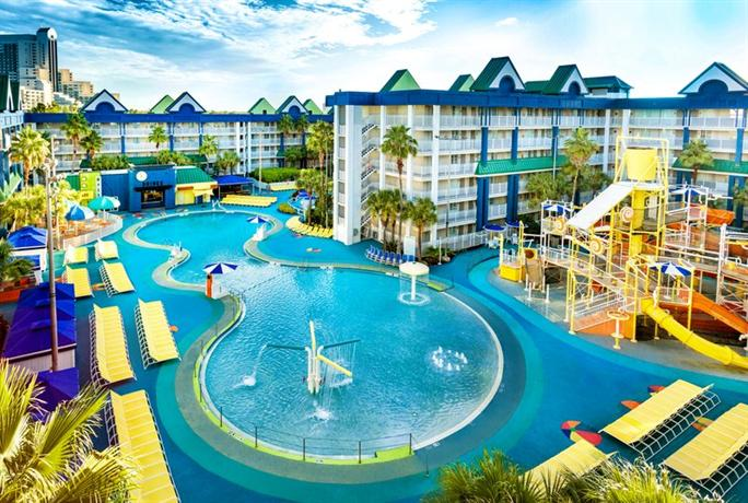 About Holiday Inn Resort Orlando Suites Waterpark
