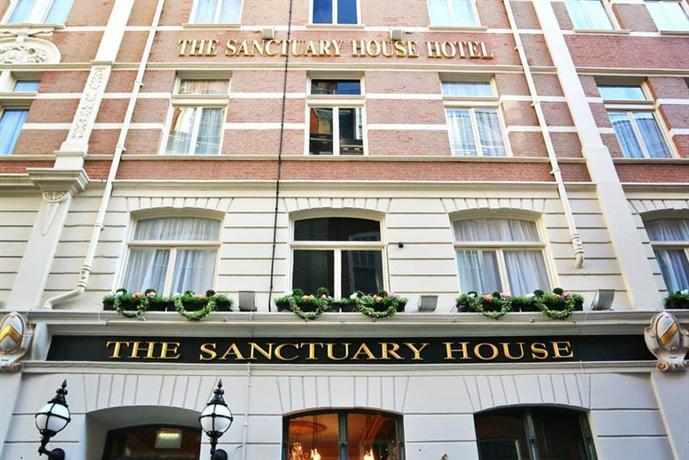 the sanctuary house hotel london compare deals. Black Bedroom Furniture Sets. Home Design Ideas