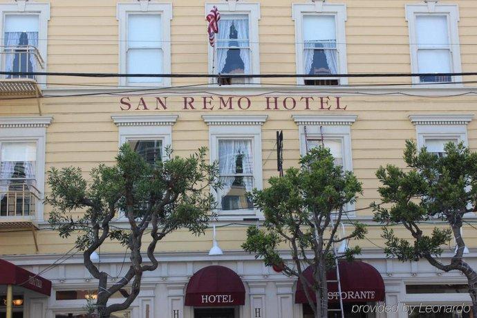 San Remo Hotel San Francisco