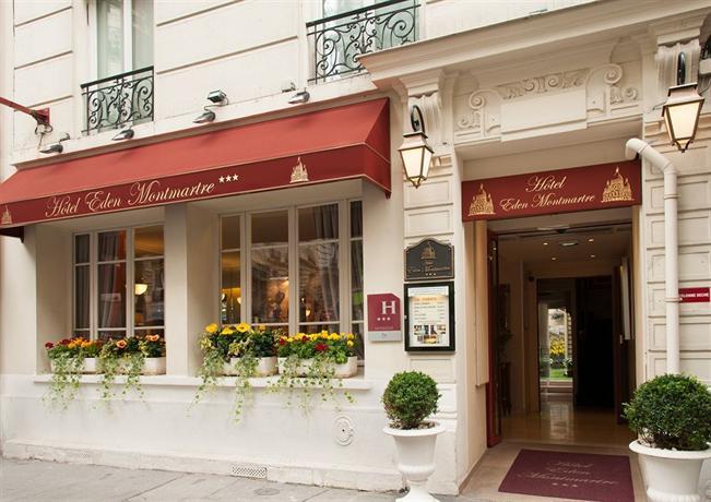 Hôtel Eden Montmartre
