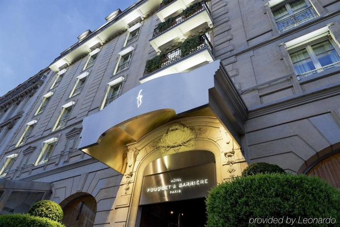 Hotel Barriere Le Fouquet's