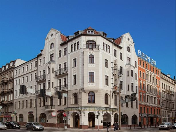 Europejski wroclaw centrum compare deals for Hotels wroclaw