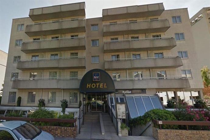 Hôtel Kyriad Prestige Paris Ouest Boulogne