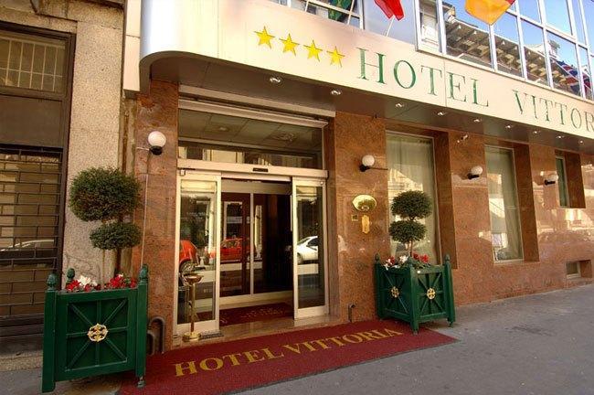 Hotel Vittoria Milan
