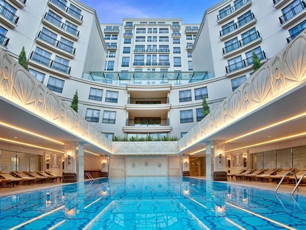 Cvk Park Bosphorus Hotel Istanbul Compare Deals