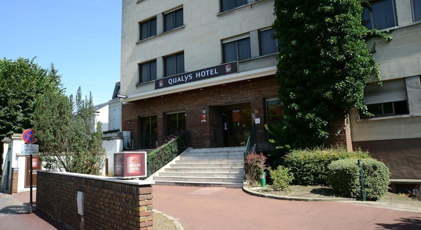 Hotel The Originals Boutique Rueil La Defense