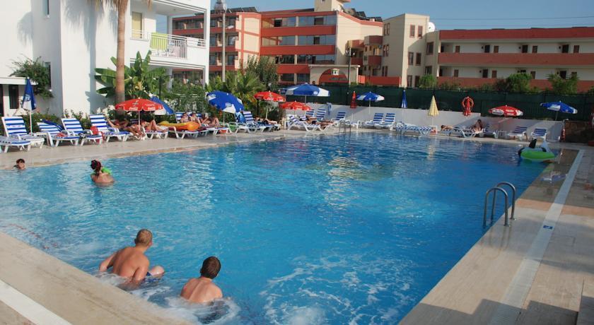 Beau About Anthos Garden Safran Hotel