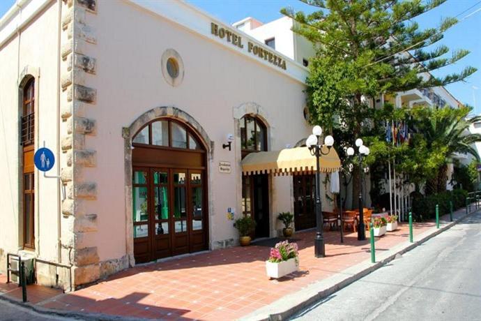 Fortezza Hotel Rethymno