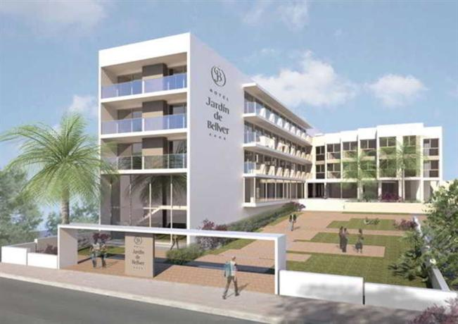 Hotel jardin de bellver oropesa del mar compare deals for Hotel jardin oropesa