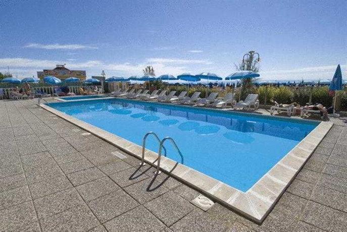 Hotel Tritone Lido Di Jesolo Italy