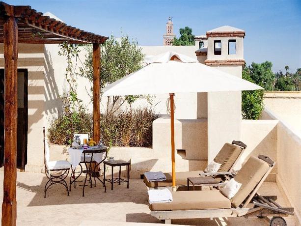 La villa des orangers relais chateaux marrakech for La villa des orangers