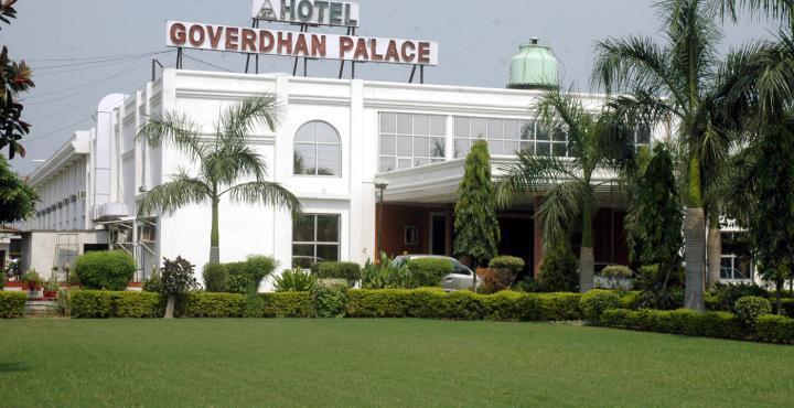 Hotel Goverdhan Palace Mathura