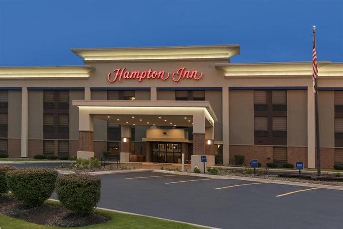 Hampton Inn Joliet I-80