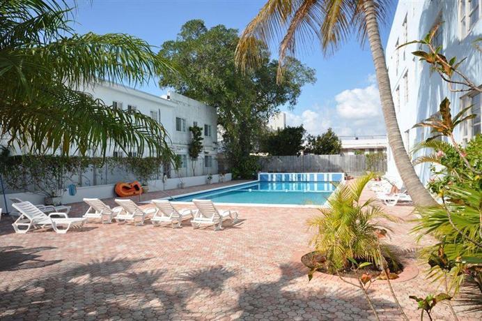 About Tropics Hotel Miami Beach