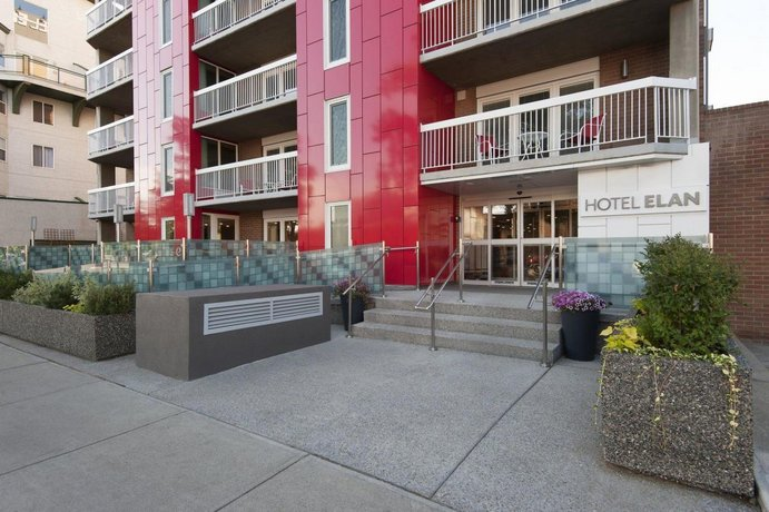 Hotel Elan Calgary