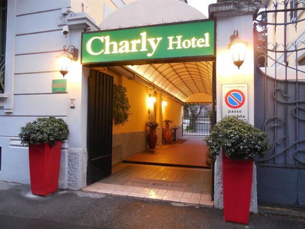 Hotel Charly Via Settala  Milano