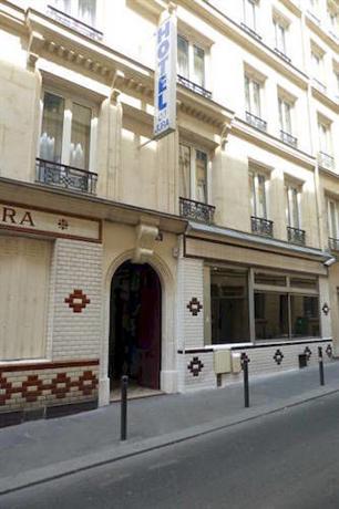 Hotel Du Jura Paris  Rue Jarry