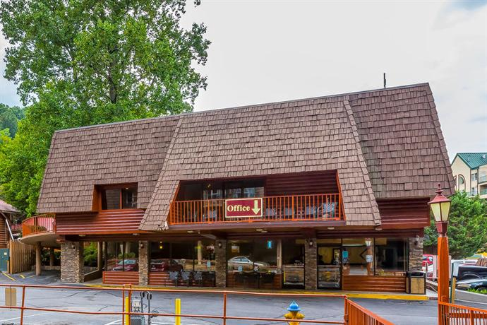 Quality Inn Creekside - Downtown Gatlinburg