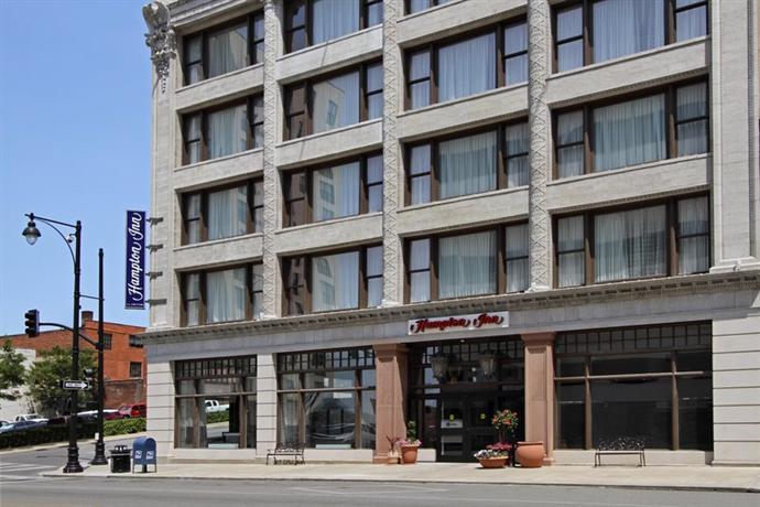 Hampton Inn Kansas City / Downtown Financial District