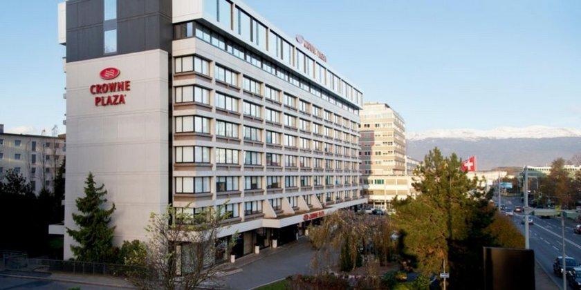 Crowne Plaza Hotel Geneva