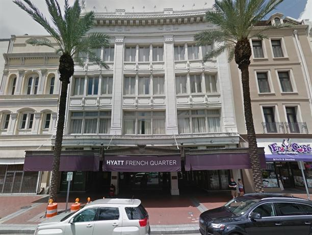 Hyatt Centric French Quarter