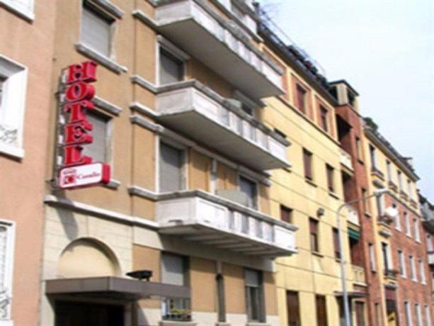 Corallo Hotel Milan