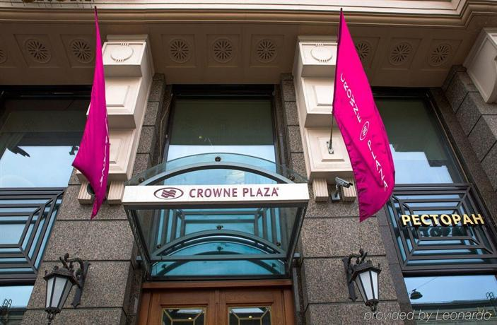 Crowne Plaza St Petersburg-Ligovsky