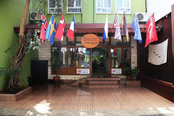 Hotel Oscar Antalya