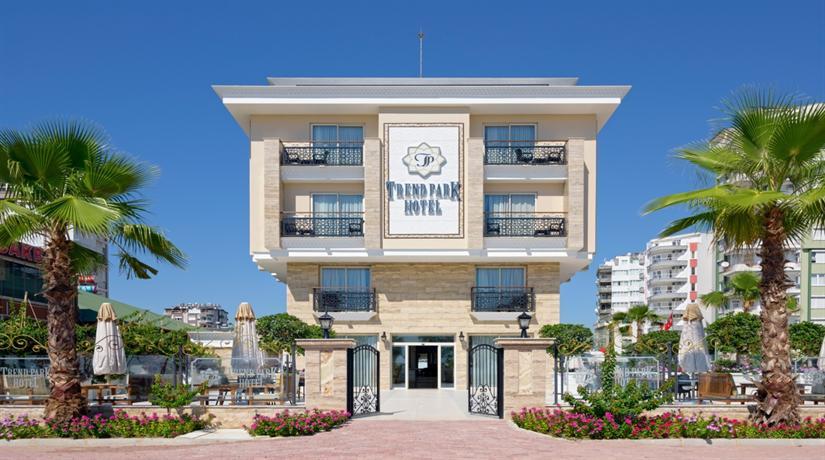 Trend Park Hotel Antalya