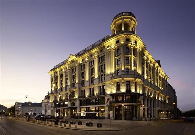 Hotel Bristol A Luxury Collection Hotel Warsaw