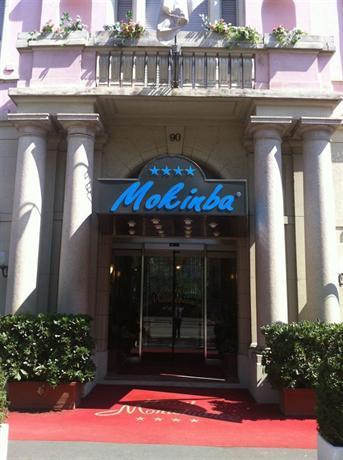 Mokinba Hotel Montebianco