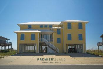 Navarre Beach Homes by Premier Island