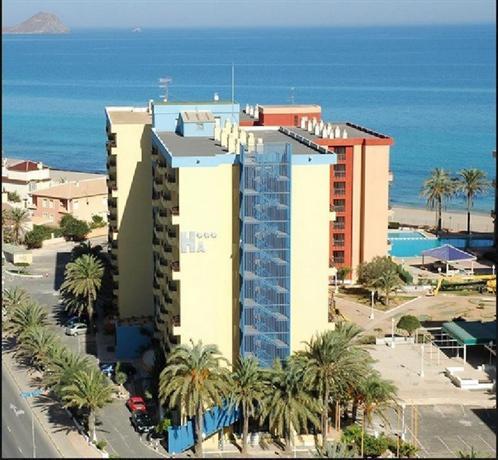 Hotel apartamentos londres la manga cartagena compare deals - Apartamentos en londres booking ...