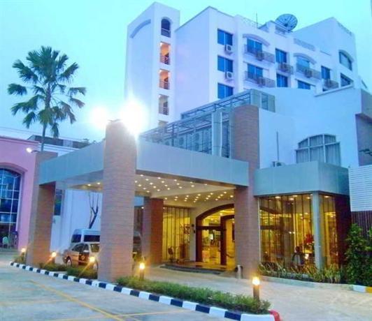 Hotel Mayflower Grande Phitsanulok