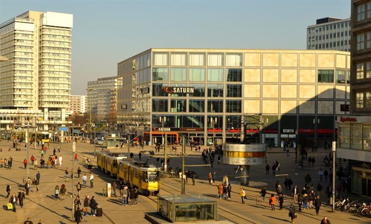 Hotel Alexander Plaza Berlin