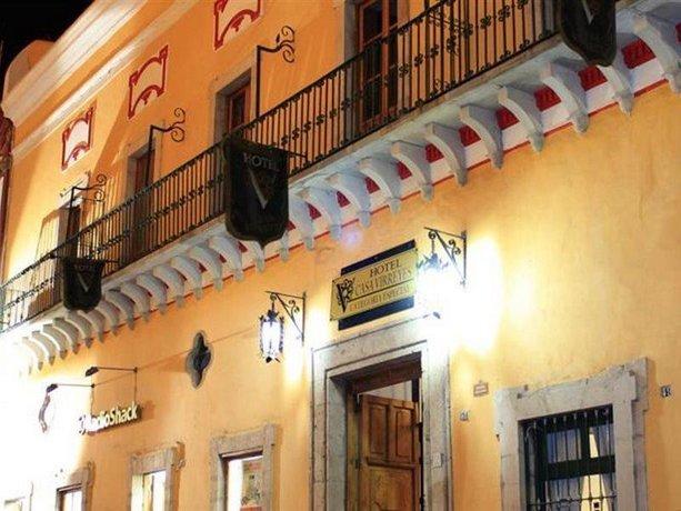 Casa Virreyes Hotel Guanajuato