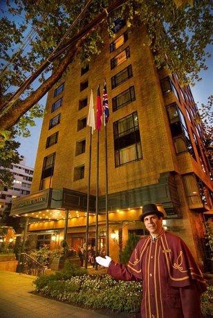 Hotel Santiago Park Plaza
