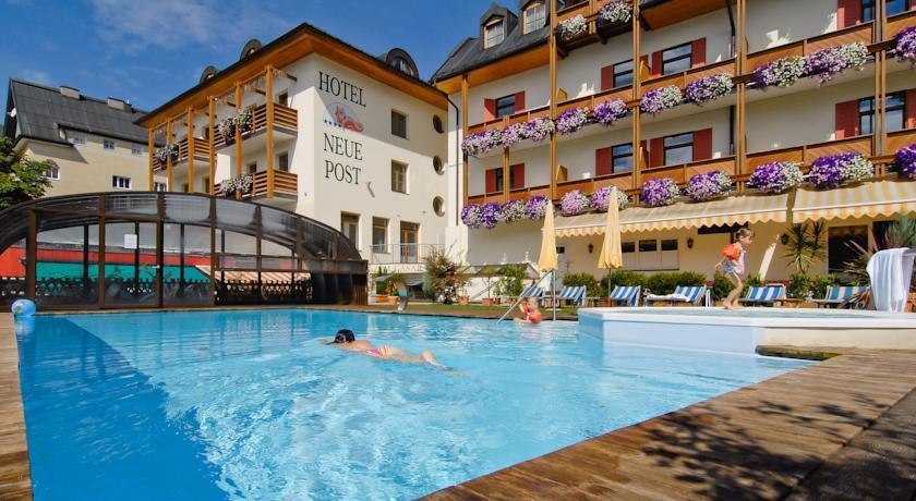 Hotel neue post zell am see compare deals for Designhotel zell am see