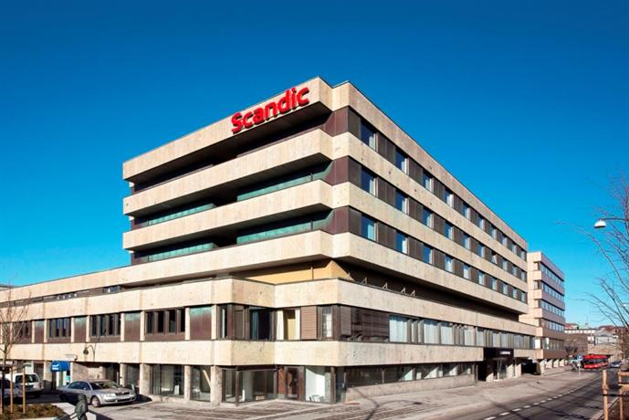Scandic City Hotel