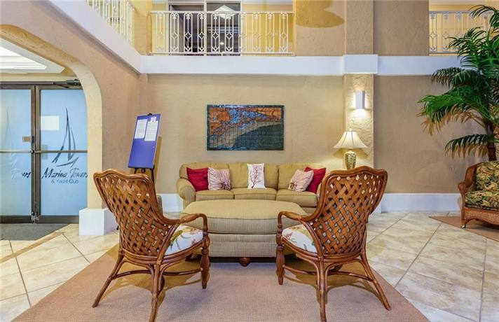 Marina Towers 406 By Vacation Rental Pros Fort Myers