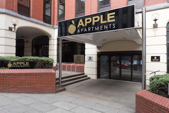 About Apple Apartments Liverpool