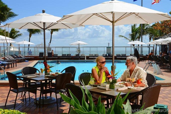 Beachcomber Hotel Pompano Beach Florida