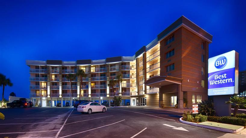 Best Western Daytona Inn Seabreeze Oceanfront
